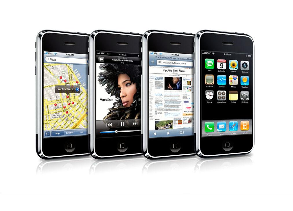 Известный хакер DVD Jon взломал блокировку коммуникатора от Apple iPhone, с