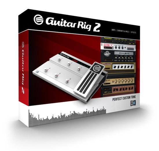 Как сделать звук металлики в guitar rig 5