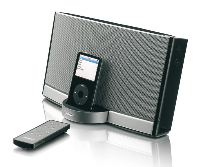 bose sounddock portable mac life. Black Bedroom Furniture Sets. Home Design Ideas