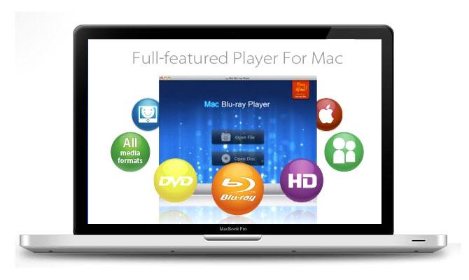 Обновился Mac Blu-ray Player Он может проигрывать не только Blu-ray HD филь