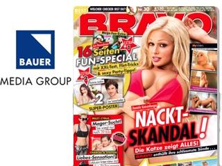 Bild zu «BRAVO & COSMOPOLITAN & Co.: Bauer Media startet Newsstand-Angebot»