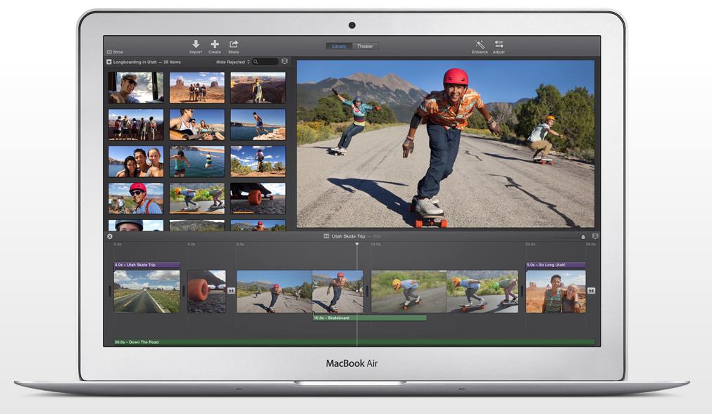 Bild zu «iMovie Ziel einer neuen Patentklage in den USA»
