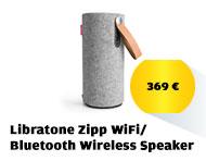 Libratone Zipp WiFi/Bluetooth Wireless Speaker