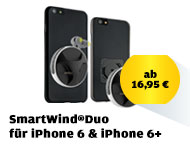 SmartWind®Duo für iPhone 6 & iPhone 6 Plus