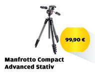 Manfrotto Compact Advanced Stativ