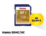 Hama SDHC/XC