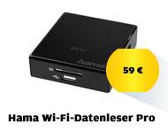 Hama Wi-Fi-Datenleser Pro