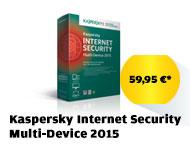 Kaspersky Internet Security – Multi-Device 2015