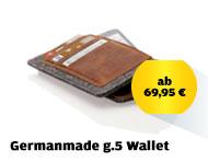 Germanmade g.5 Wallet
