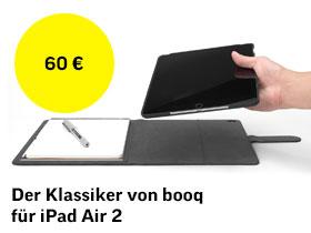 Der Klassiker von booq für iPad Air 2
