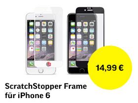 ScratchStopper Frame für iPhone 6