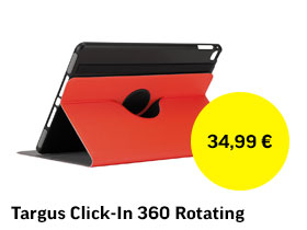 Targus Click-In 360 Rotating