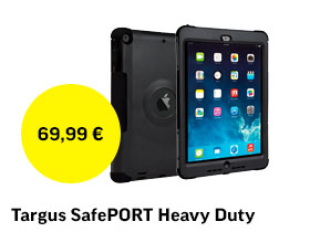 Targus SafePORT Heavy Duty