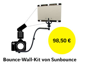 Bounce-Wall-Kit von Sunbounce