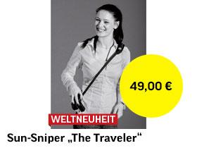 """Sun-Sniper """"The Traveler"""""""
