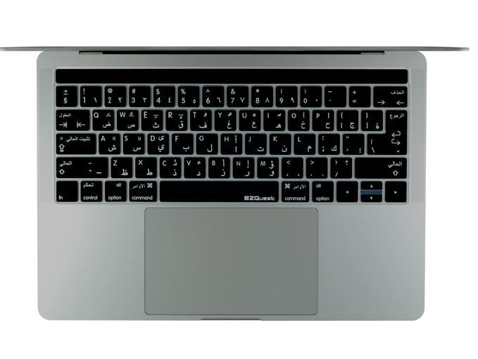 Wer schon einmal an einem MacBook gearbeitet hat das eine fremdsprachige Tastatur besitzt wird sich ses Zubehör sicher gewünscht haben Die Cover von