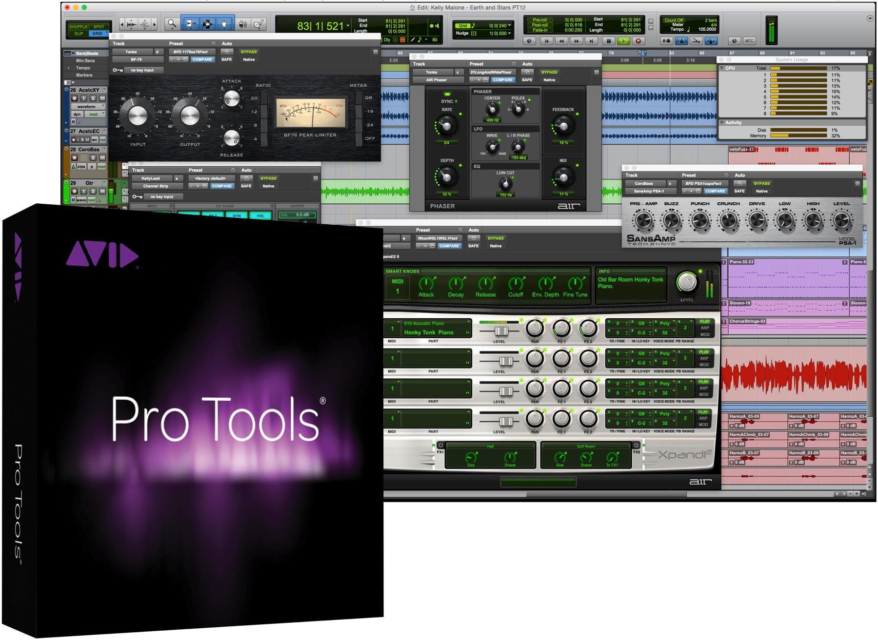 Wenig spektakulär war Avids Update auf Pro Tools 12 Jetzt hat der DAW Pionier nachgelegt und präsentiert Version 12 6 Darin enthalten sind neben