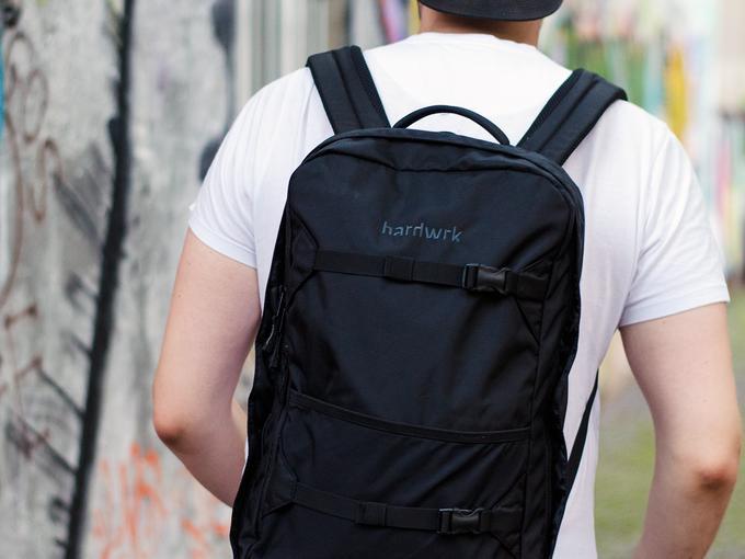 Backpack Pro von hardwrk – Sparen Sie 20 Prozent auf Amazon!