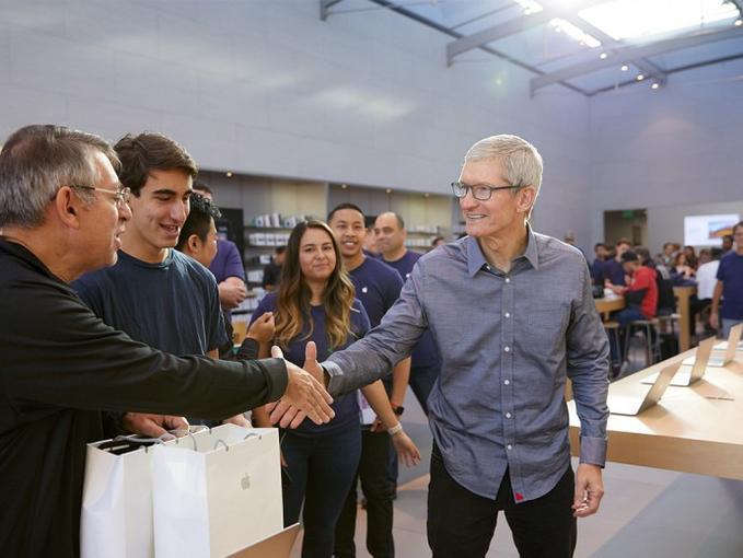 """Tim Cook: """"Nutzer wollen keine Verschmelzung von iOS und macOS."""""""