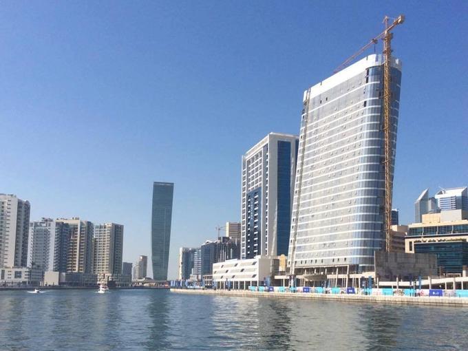 Sieht ein Hochhaus in Dubai aus wie der iPod nano?