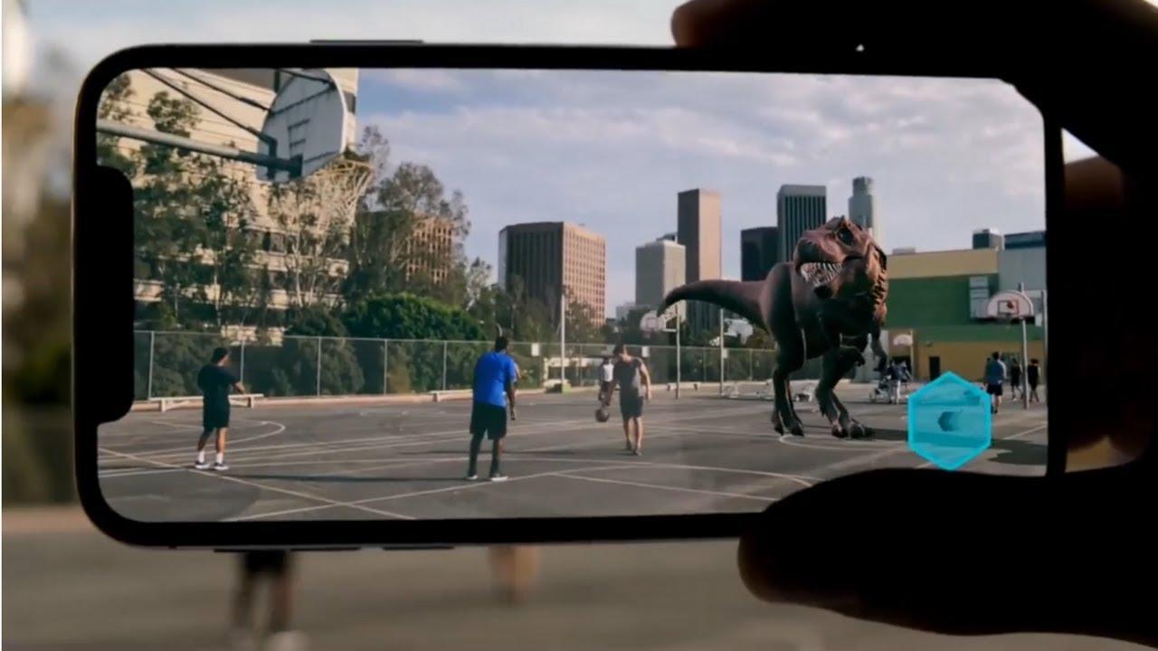 iPhone X kann AR besser als Galaxy S9, aber woran liegt das?