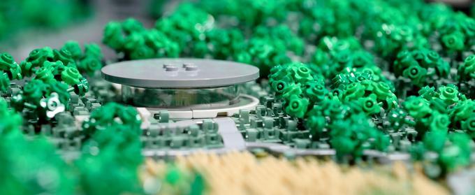 Apple Park aus Lego: In diesem Modell steckt viel Liebe zum Detail