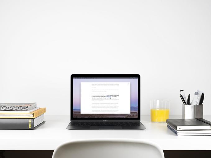 Fokussiert schreiben mit Markdown-Editoren