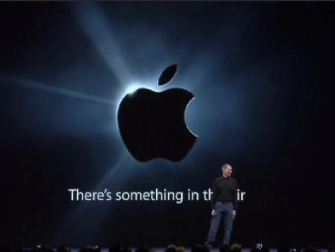 Richtig präsentieren: Das sind die 10 Elemente einer Steve-Jobs-Keynote