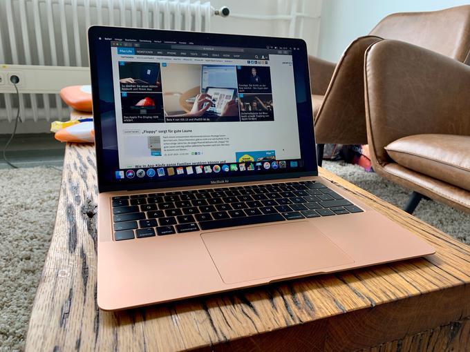 Im Test: MacBook Air 2019 – Ist das der neue Standard-Mac?