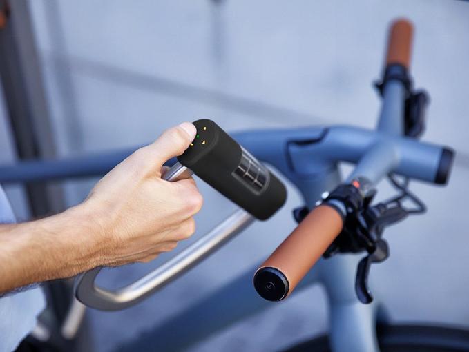 Praktische Gadgets fürs smarte Fahrrad
