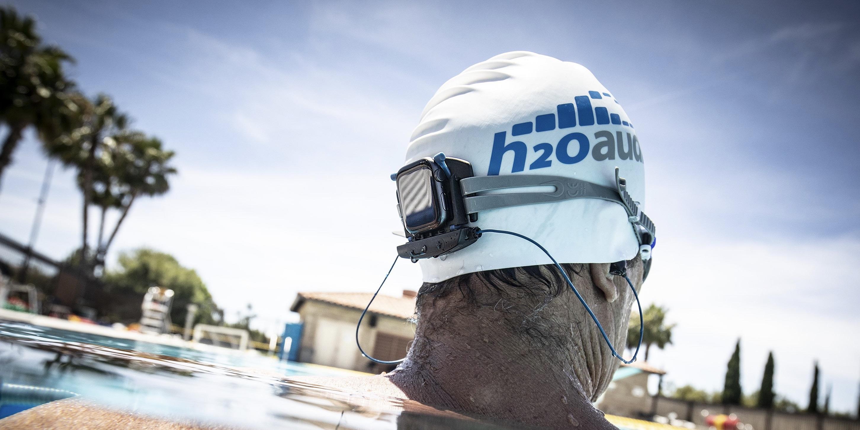 H2O Audio: Mit diesen Apple-Watch-Kopfhörern gehen Sie baden