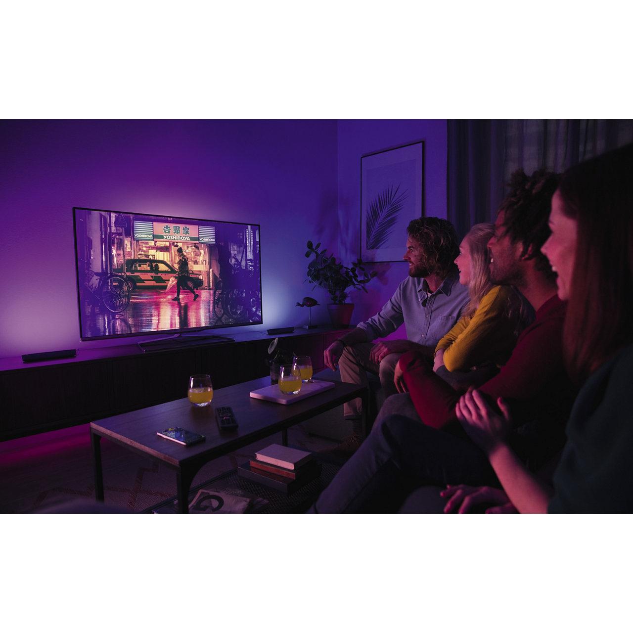 Nur heute: Philips Hue Play Starterset sehr günstig