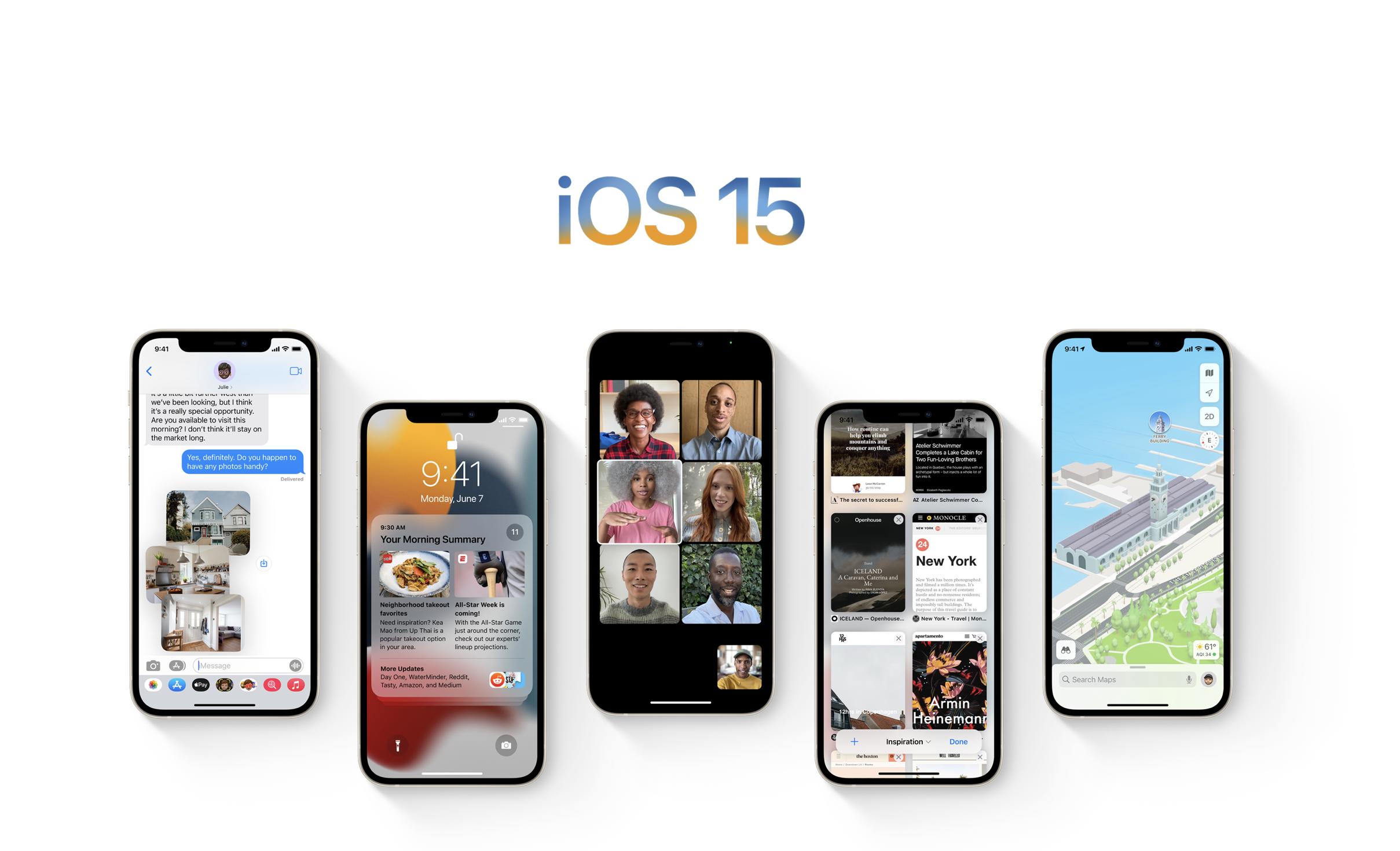 iOS 15: Das solltest du vor der Installation unbedingt wissen