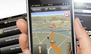 NAVIGON-App: Update bringt Google Street View, Retina-Display-Grafiken und Schnäppchenpreisaktion