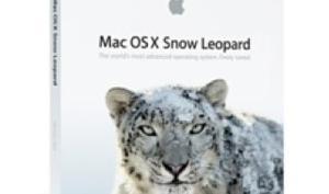 Mac OS X Snow Leopard noch immer auf vielen Rechnern im Einsatz