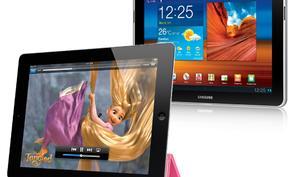 iPad zementiert Status als Tablet-Platzhirsch