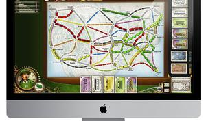 """Ticket to Ride: Brettspielklassiker """"Zug um Zug"""" ab sofort für Mac OS X verfügbar"""