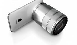 iPhone Pro: Konzeptstudie verwandelt Apple-Smartphone in Systemkamera