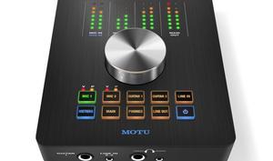MOTU Track16 - Audio Interface für den Desktop