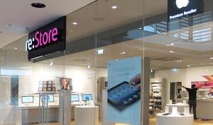re:Store eröffnet neues Apple-Ladengeschäft in Pforzheim, verteilt Geschenke zur Eröffnung