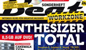 Intensiv-Kurs für kreative Musiker plus 15 DVD-Vollversionen