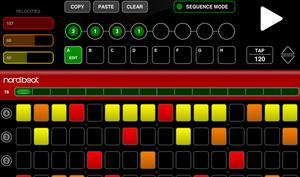 Clavia Nord Beat - Step Sequenzer für das iPad