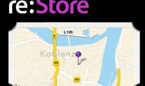 Apple-Fachhändler re:Store eröffnet am Mittwoch neue Filiale in Koblenz