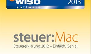 WISO steuer:Mac 2013 wird ausgeliefert