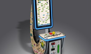 Doodle Jump als Spielautomat