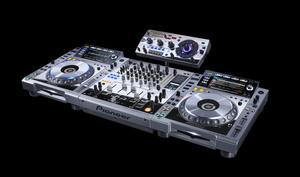 Pioneer Platinum-Edition: DJ-Set für höchste Ansprüche