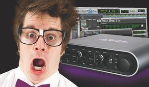 Große AVID Pro Tools + Mbox Tauschaktion