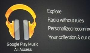 """Konkurrenz für Spotify und Co.: Google startet eigenen Musikabodienst """"Google Play Music All Access"""""""