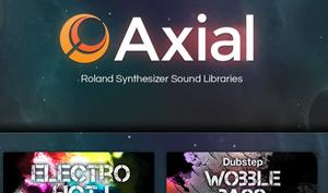 Axial - Soundportal für Roland Synthesizer