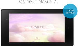 Nexus 7: So schneidet das neue Google-Tablet im Vergleich zum iPad mini ab